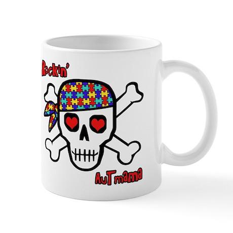 Rockin' AutMama Mug