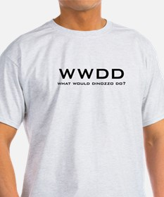 What Would DiNozzo Do? T-Shirt