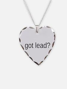 got lead Necklace