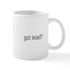 got lead Mug