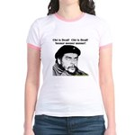 Che Guevara is Dead - Neener Jr. Ringer T-Shirt