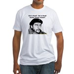 Che Guevara is Dead - Neener Fitted T-Shirt
