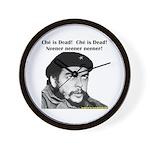 Che Guevara is Dead - Neener Wall Clock