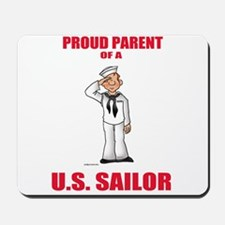 Proud Parents Mousepad