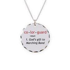 Definition of Colorguard Necklace