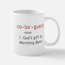 Definition of Colorguard Mug