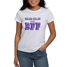 Helen Keller BFF Tee
