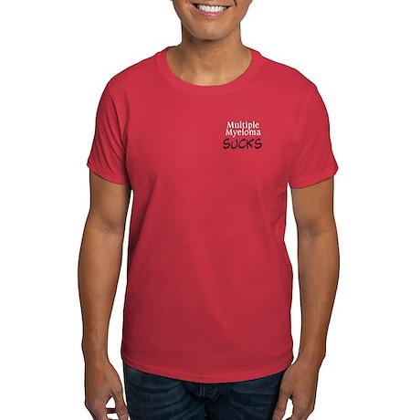 Multiple Myeloma Sucks Dark T-Shirt