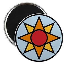 Ishtar Star (color) Symbol Magnet
