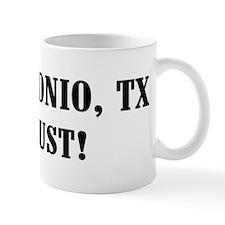 San Antonio or Bust! Mug
