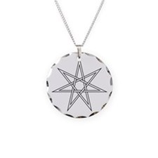 7-Pointed Star Symbol Necklace