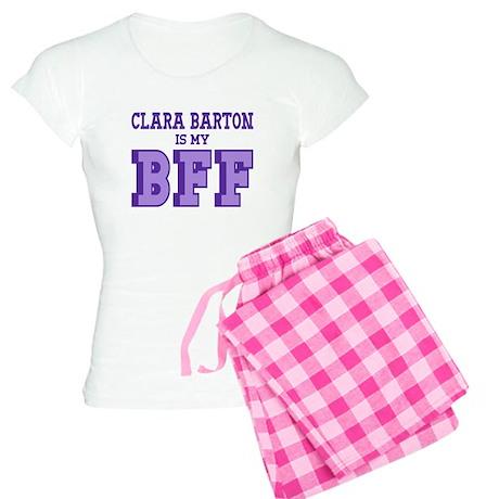 Clara Barton BFF Women's Light Pajamas