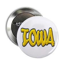 "Iowa Graffiti 2.25"" Button (10 pack)"