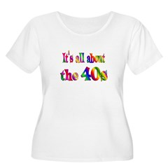 All About 40s T-Shirt