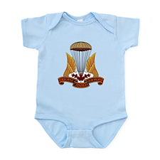 Canadian Special Forces Infant Bodysuit