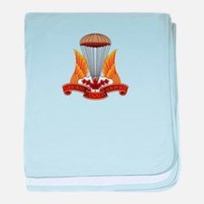 Canadian Special Forces baby blanket