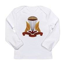 Canadian Special Forces Long Sleeve Infant T-Shirt