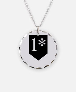 One Asterisk Necklace