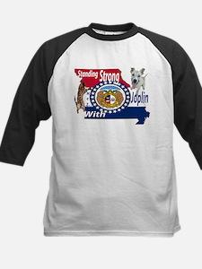 Standing Strong With Joplin Kids Baseball Jersey