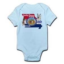 Standing Strong With Joplin Infant Bodysuit