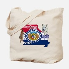 Standing Strong With Joplin Tote Bag