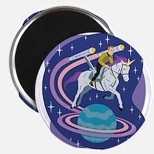 Star Trek Unicorn Enterprise Magnet