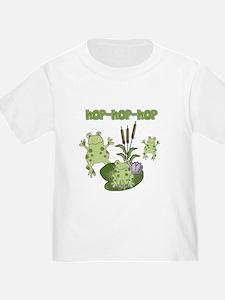 Frog Hop T