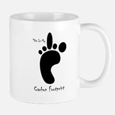 My Carbon Footprint Mug