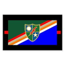 1st Ranger Battalion Flash Decal