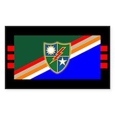 3rd Ranger Battalion Flash Decal
