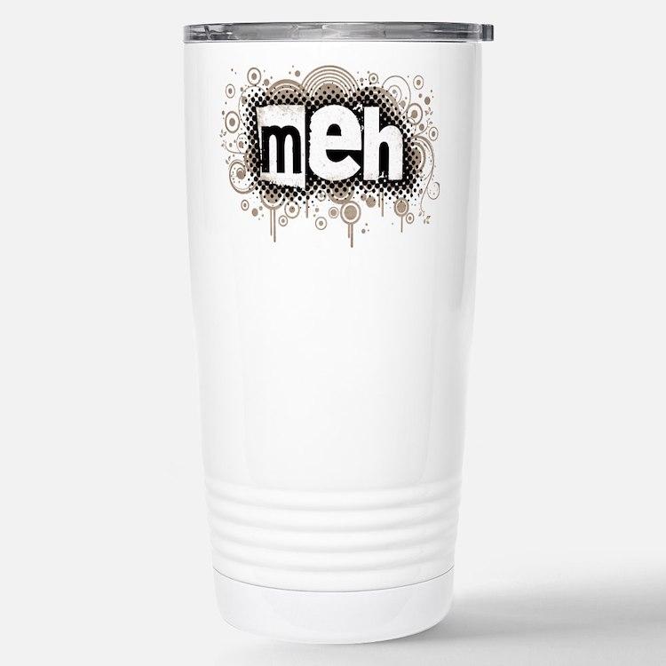 Meh Thermos Mug