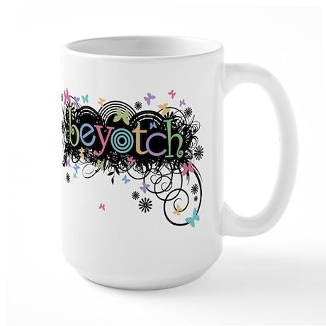 Beyotch Large Mug