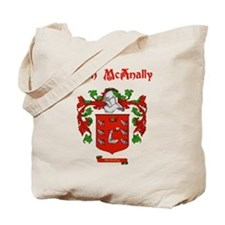 Clan McAnally Tote Bag