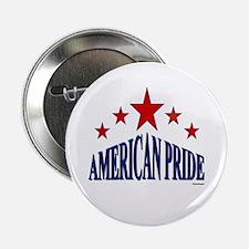 """American Pride 2.25"""" Button"""
