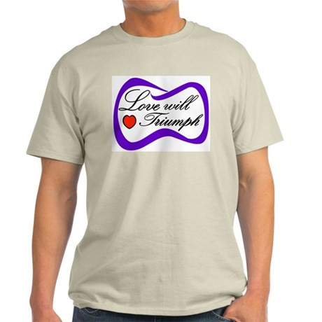LOVE WINS Light T-Shirt