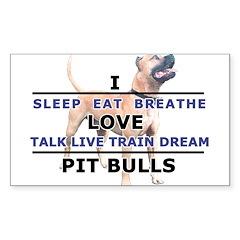 Sleep, Eat, Breathe Decal