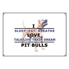 Sleep, Eat, Breathe Banner