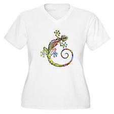 ART GECKO - T-Shirt