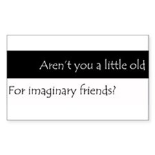 Imaginary Friends Decal