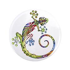 """ART GECKO - 3.5"""" Button (100 pack)"""