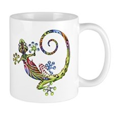 ART GECKO - Small Mug