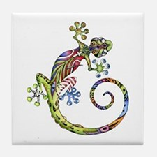 ART GECKO - Tile Coaster
