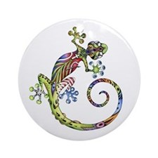 ART GECKO - Ornament (Round)