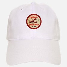 Lobster House 1- Baseball Baseball Cap