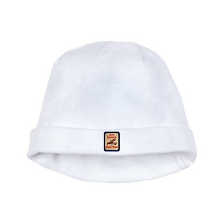 Lobster House 2 - baby hat