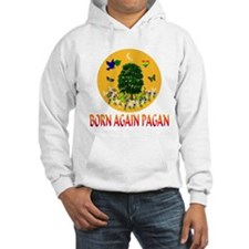 Born Again Pagan Hoodie