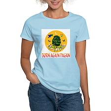 Born Again Pagan Women's Pink T-Shirt