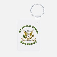 SOF - 1st SF Regiment Keychains