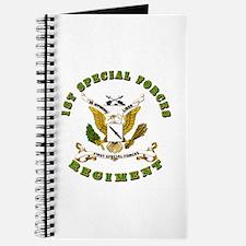 SOF - 1st SF Regiment Journal