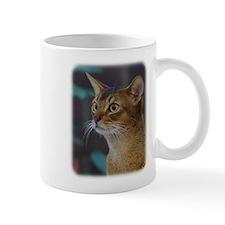 Abyssinian Cat AA025D-018 Mug
